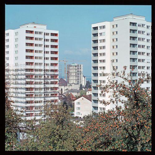 Bregenz, Vorkloster, 1974