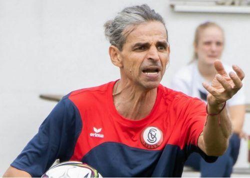 Daniel Madlener startet heute als Trainer von Vorwärts Steyr durch.Vorwärts