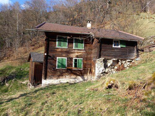 Das alte Bauernhaus der Gemeinde Schruns steht schon seit Jahren leer und soll nun sinnvoll genutzt werden.Ina Maria Mahlbacher