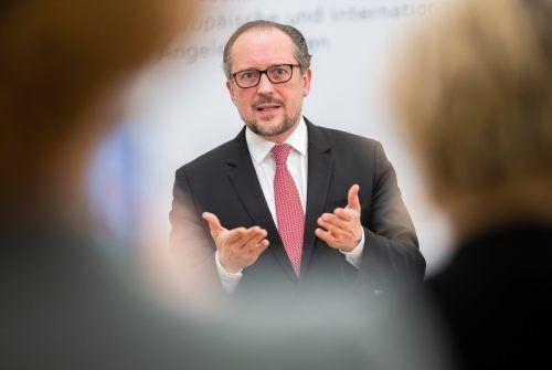 Das Außenministerium von Alexander Schallenberg weist Forderungen zurück.APA