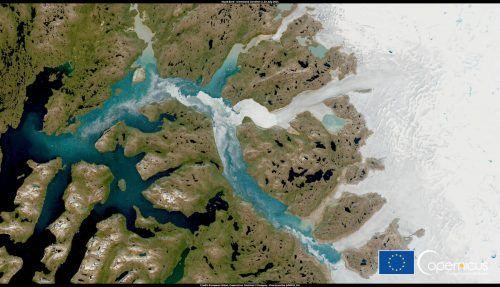 Das Eis in Grönland schmilzt im Rekordtempo. reuters