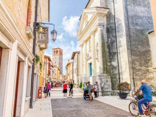 Das Fischerdorf Marano Lagunare hat eine wunderschöne Altstadt zu bieten.