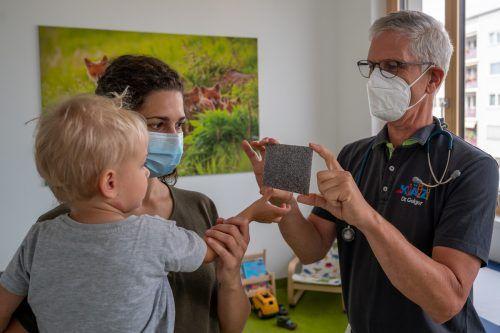Das Kinderärztezentrum in Dornbirn steht beispielhaft für die weiteren Pläne, welche der aks Gesundheit für die Stadt Feldkirch hegt.vn/lerch