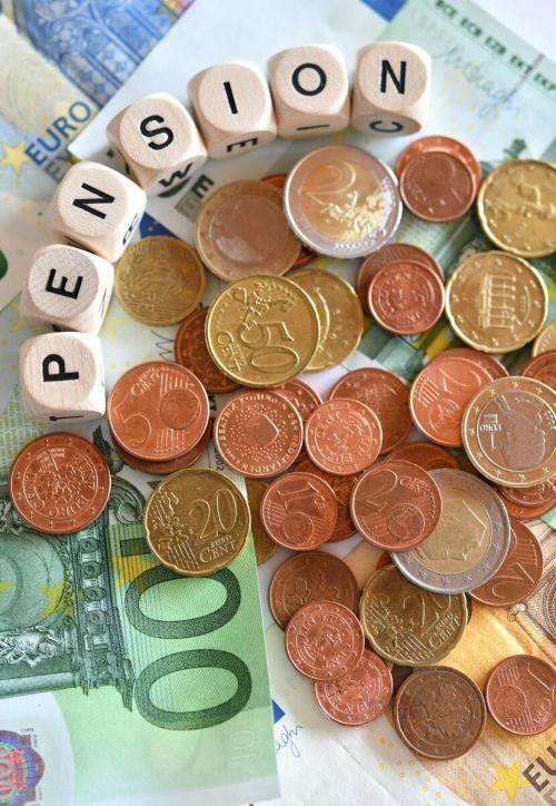 Das Pensionssplitting könnte Anfang 2022 in Kraft treten.APA