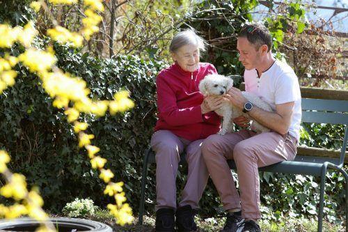 Das Wichtigste für Hospizbegleiter ist es, da zu sein.hospiz vorarlberg