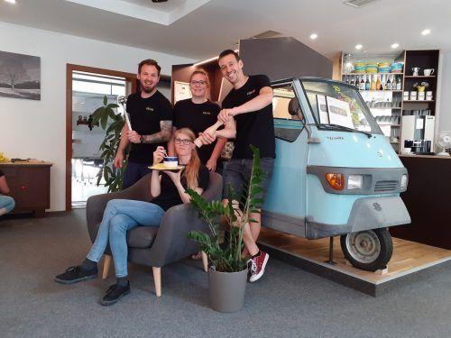 Das Zäwas-Team freut sich, ab Montag wieder Gäste in der Suppenbar in der Kirchgasse 8 in Bludenz begrüßen zu dürfen. Caritas