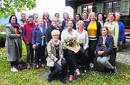 Der Club Soroptimist in Dornbirn hat mittlerweile rund 30 Mitglieder. Jäger