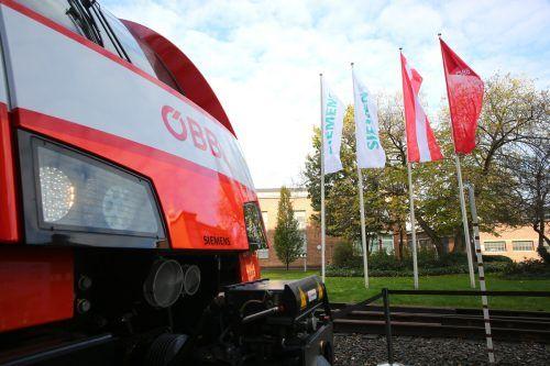 Der Desiro ist seit Jahren auf Österreichs Schienen präsent, Vorarlberg wird jedoch als erstes Bundesland eine längere Version des Cityjets nutzen. Siemens Mobility