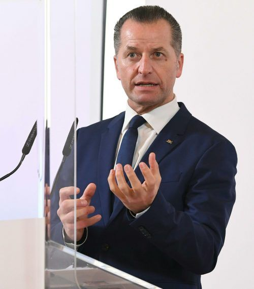 Der Druck entstehe innerhalb Europas, sagt Tatzgern.APA