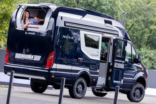 Der Run auf Caravans und Wohnmobile ist in Deutschland ungebrochen. APA