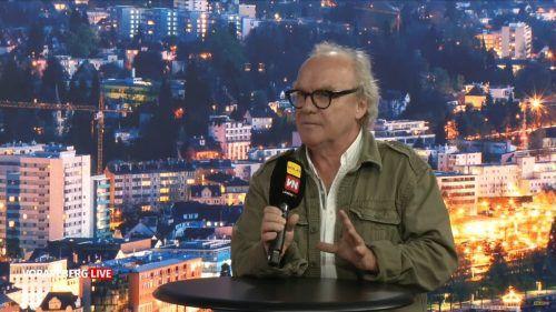 """Der Schriftsteller Michael Köhlmeier sprach über seinen neuen Roman """"Matou"""" in der Sendung """"Vorarlberg live"""". Einige Fragen bezogen sich auch auf die Flüchtlingspolitik."""