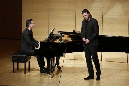 Der Südtiroler Bariton Andrè Schuen ist derzeit einer der gefragtesten Opern- und Liedsänger. Schubertiade
