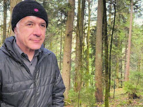 """DI Thomas Ölz: """"Naturnaher Mischwald für gutes Klima."""" VOL.AT"""