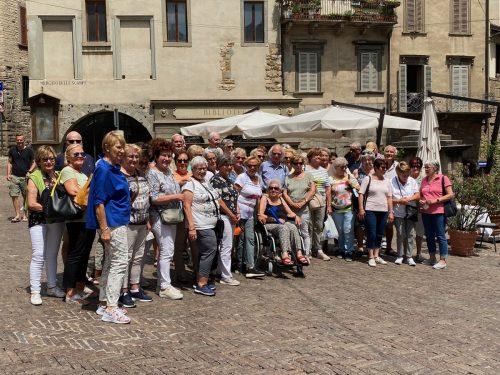 Die Bregenzer Senioren verbrachten wunderschöne Tage in Italien. sb