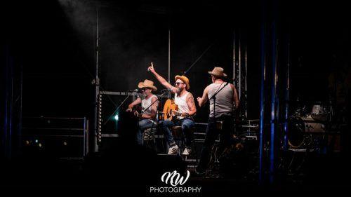 Die Cotton Pickers treten nächstes Wochenende gemeinsam mit anderen Bands am Samstag beim Steinbockfestival in Hohenems auf.