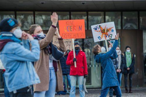Die Fridays-for-Future-Demonstrationen sind Beweis dafür, dass junge Menschen nicht unpolitisch sind. VN/Steurer