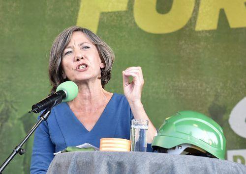 Die frühere Wiener Vizebürgermeisterin trat aus der Partei aus. APA