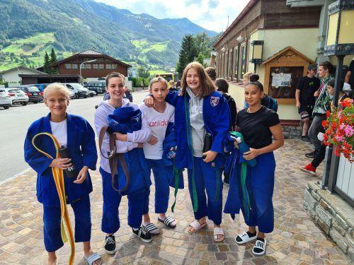 Die Judokas erlebten aufregende Tage in Osttirol und starten nach dem Trainingslager top motiviert in die neue Saison.cth (2)