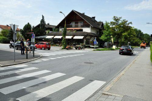 Die Kreuzung Rohrbach- und Kernstockstraße wird als Erstes in Angriff genommen.lcf (3)