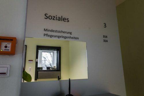 Die Sozialabteilung der BH Dornbirn ärgerte sich schon öfter über die Angeklagte. VN/Sohm