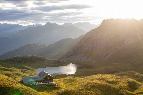 Die Tilisunahütte würde wie die anderen Berghütten gerne mehr Gäste begrüßen. Bisher verlief die Sommersaison nicht zufriedenstellend. Montafon Tourismus