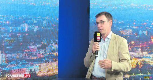 Die verzögerte Auszahlung der Familienbeihilfe war ein Schwerpunkt im Gespräch mit Kinder- und Jugendanwalt Michael Rauch. vn