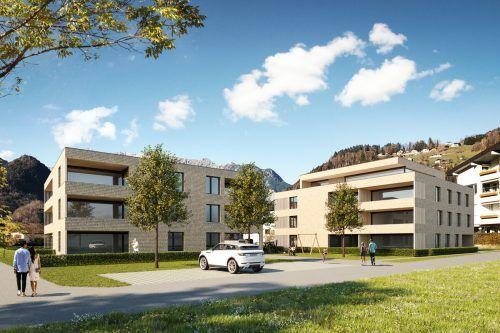 Die ZIMA plant 25 Wohnungen in Schruns. ZIMA