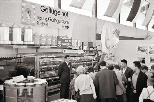 Dornbirn, Messe, 1966