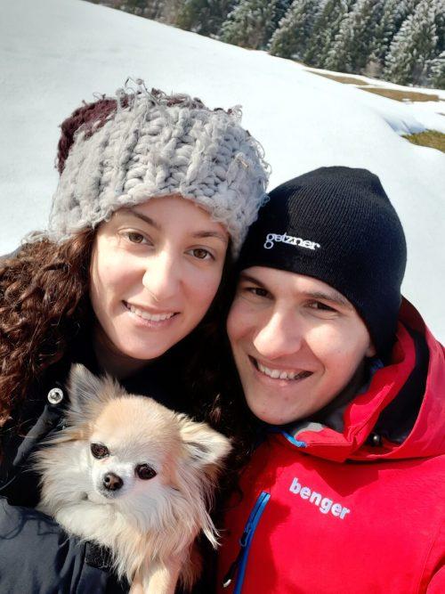 Elija Jenny freut sich nun auf mehr Zeit mit seiner Lebensgefährtin Phoebe.Jenny