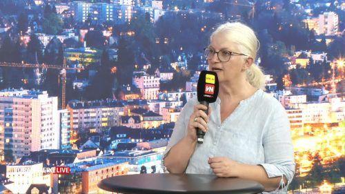 Elisabeth Erker kämpft für ihren Schüler. Vorarlberg Live