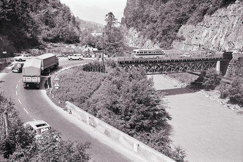 Feldkirch, Felsenau, 1964