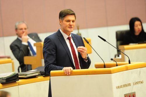 FPÖ-Verkehrssprecher Daniel Allgäuer rechnet mit weiteren Zurufen. serra
