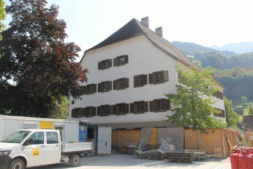 Für das einstige Bezirksgericht in Schruns wurde bis heute kein passendes Nachnutzungskonzept gefunden.STR