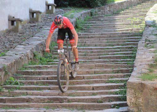 Für Scherrer reichte es bei der Mountainbike-Cross-EM für den 46. Rang. Scherrer