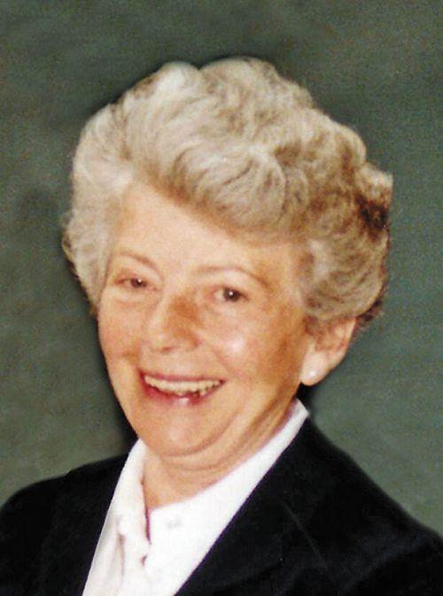 Hermine Erne starb nach einem langen und erfüllten Leben.