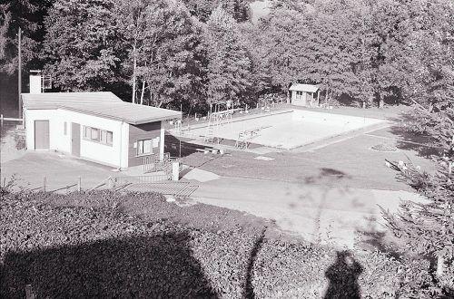 Hittisau, Schwimmbad, 1969