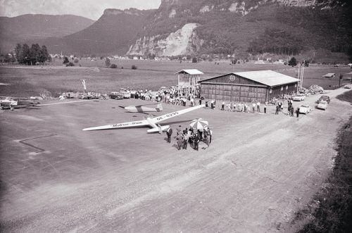 Hohenems, Flugplatz, 1964