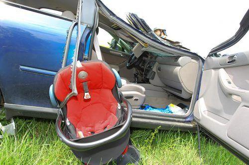 In den Bezirk Bregenzen und Dornbirn wurde jeweils ein Kind im Straßenverkehr getötet. Symbol/Hb