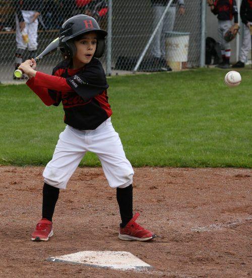 In Hard finden vom 10. bis 12. September die Österreichischen Baseballmeisterschaften der U10 im Ballpark der Bulls statt.