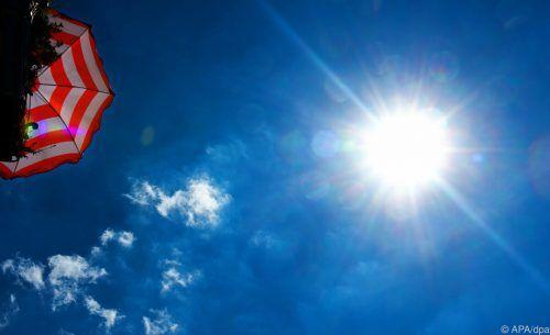 In Österreich zählte der Juli zu den 15 wärmsten der Messgeschichte. dpa