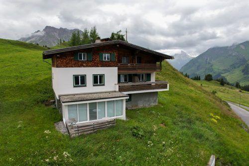 """Internet-Milliardär Marc Samwer will statt dieser Immobilie ein """"kleines, gediegenes Hotel"""" bauen.  Techcrunch/VN/Lerch"""