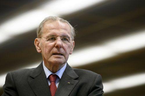 Jacques Rogge stand für Modernisierung im Internat. Olympischen Komitee.apa