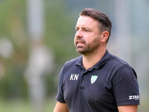 Klaus Nussbaumer soll Mendes auf der Trainerbank folgen.vn-lerch