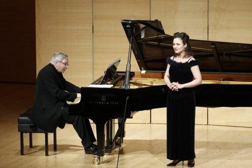 Konnte überzeugen: Debütantin Katharina Konradi. Schubertiade