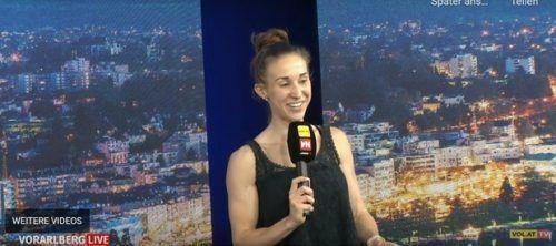 Kristina Brunauer hat sich direkt aus der Amateur-Klasse zur Mister-Olympia-Wahl qualifiziert. Ihr Körperfettanteil besteht bei Wettkämpfen aus rund zehn Prozent.