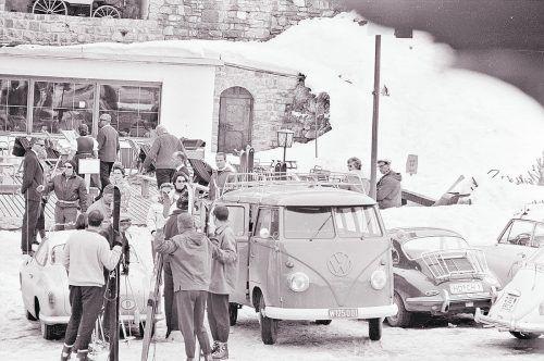 Lech, Ankunft der niederländischen Königsfamilie, 1963