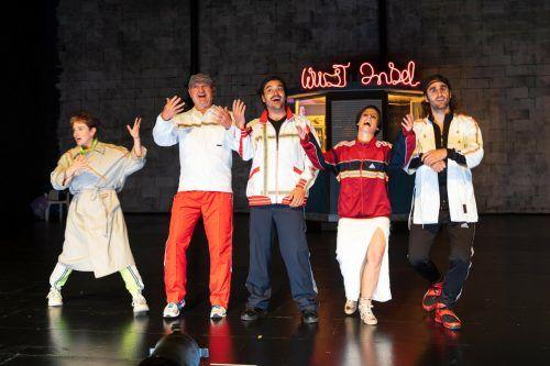 """""""Lohn der Nacht"""", das Siegerstück des Wettbewerbs der Österreichischen Theaterallianz, ist an drei Terminen im Theater Kosmos zu sehen.vn/Stiplovsek"""