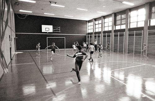 Lustenau, Sporthalle, 1983