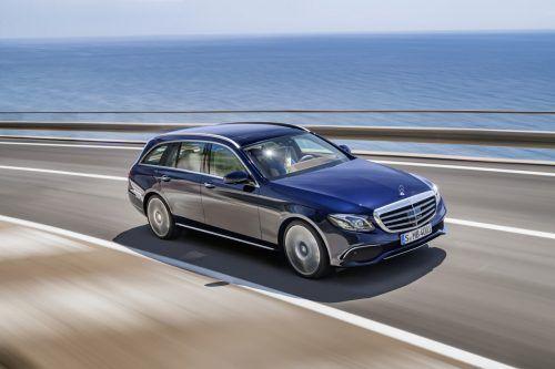 Mercedes E-Klasse: Business-Flaggschiff. Limousine, T-Modell, Allterrain, AMG. Benziner, Diesel, Hybride. 160 – 612 PS. Preis: ab 51.040 Euro.