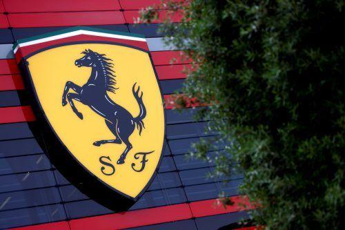 Mitglied der Scuderia Ferrari wollen heuer besonders viele Autofans sein. Reuters